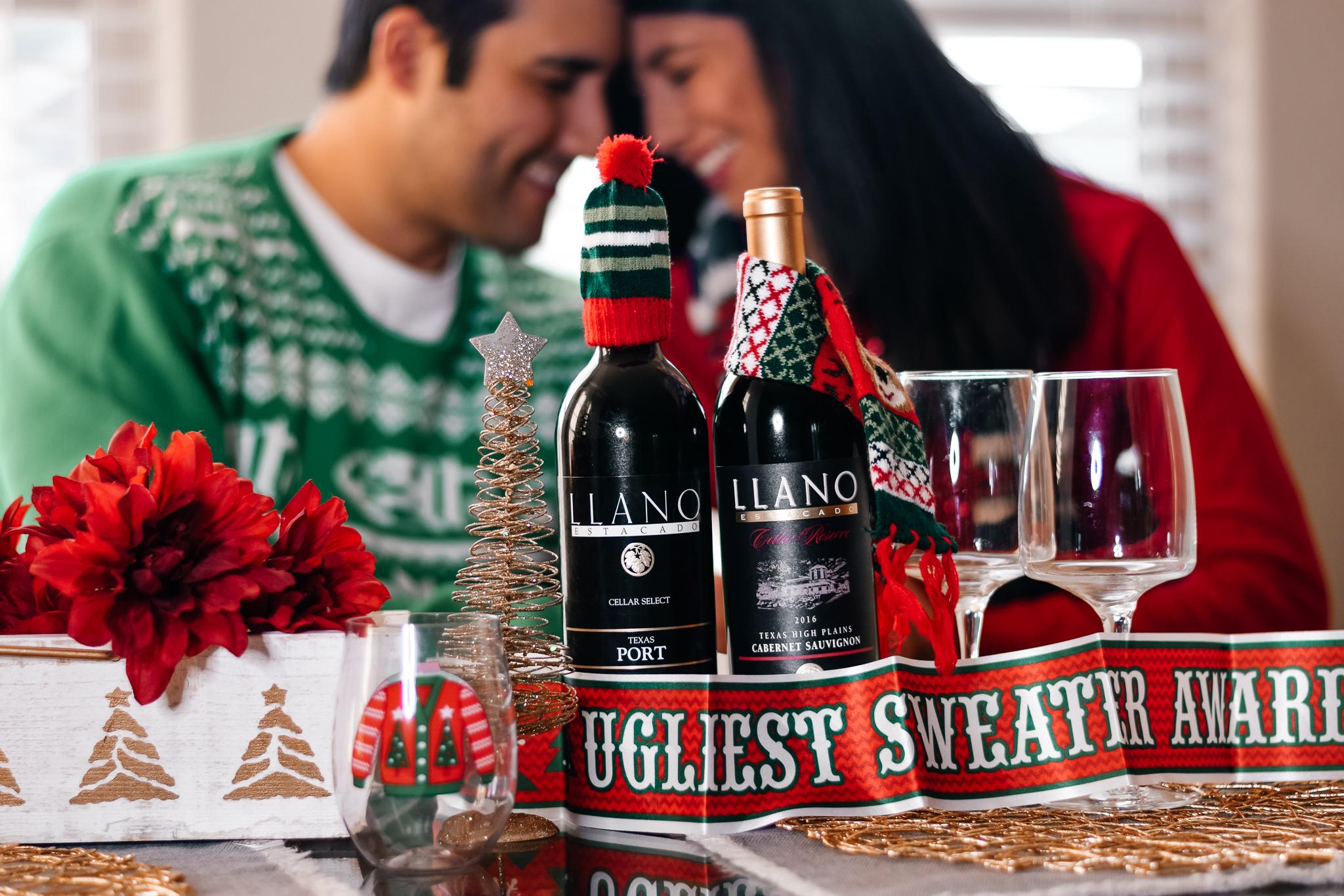Llano Estacado Wine for Christmas