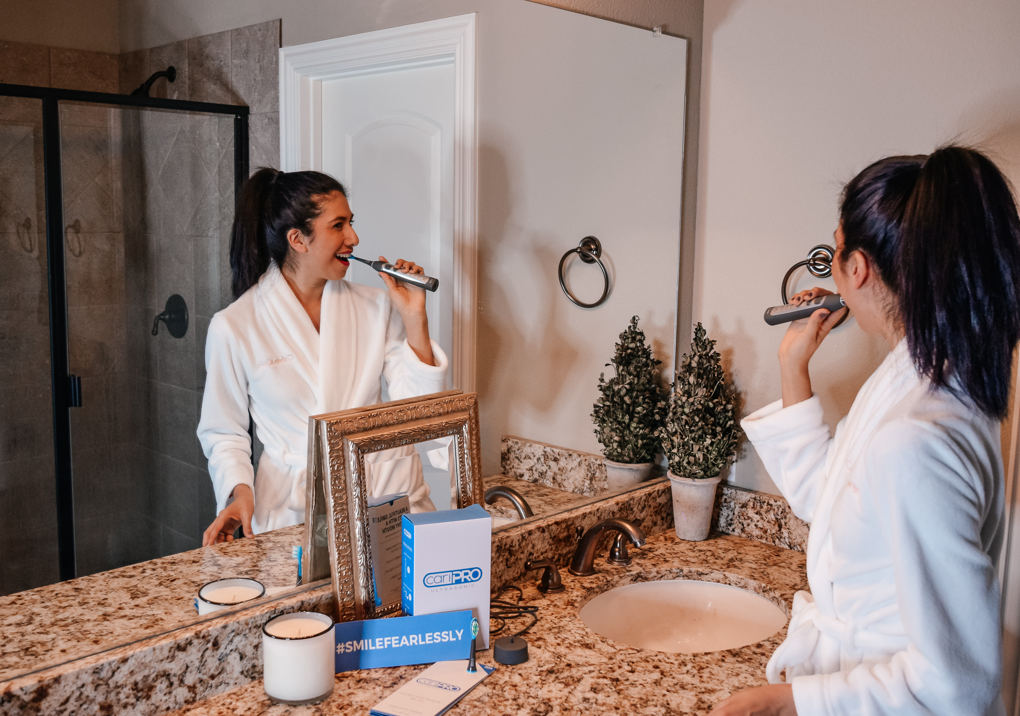 The Best electric Toothbrush by Smile Brilliant