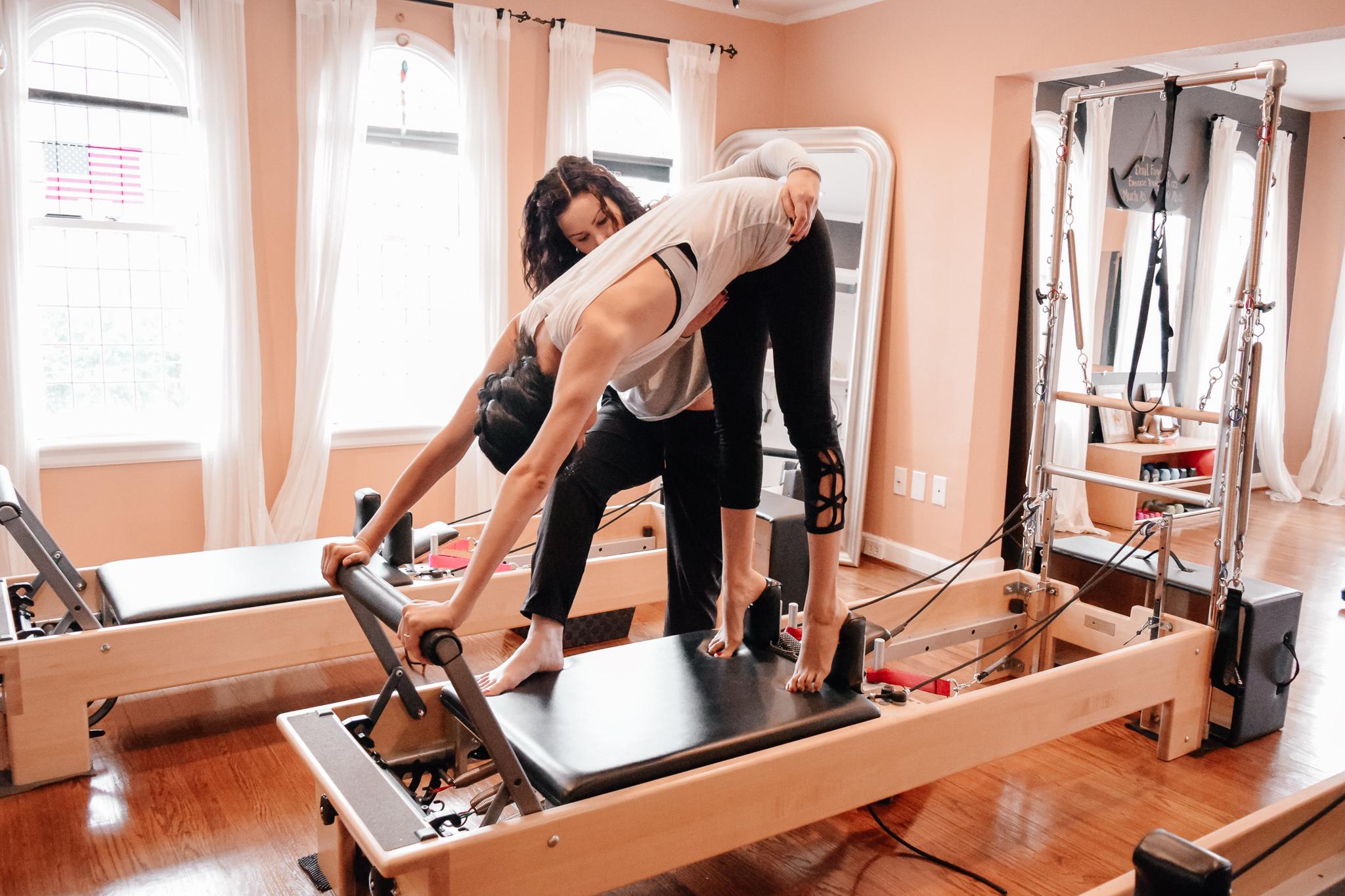 Mindful Movements Pilates Studio Dallas, TX