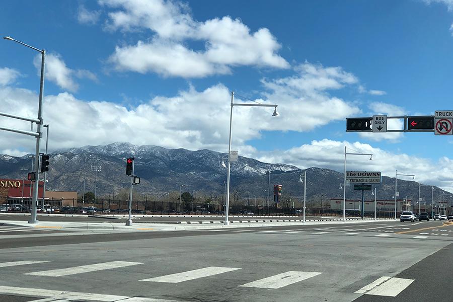 Albuquerque, New Mexico- Sandia Peak View
