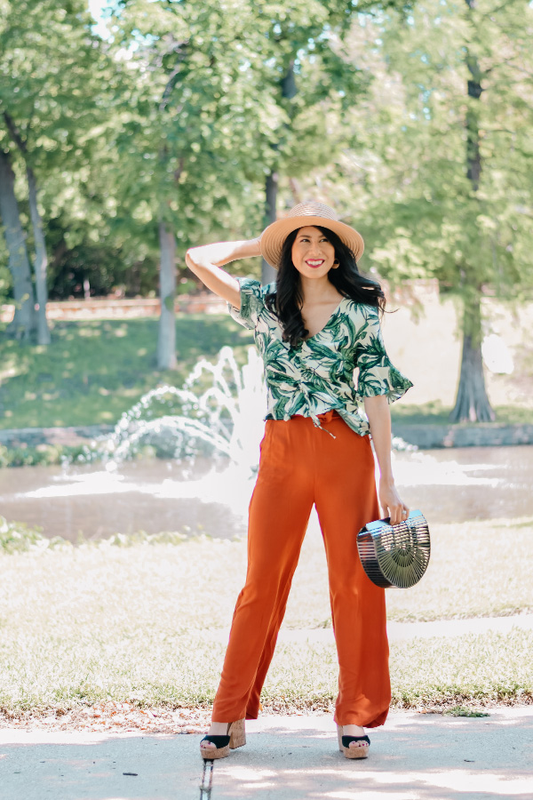 Vanessa in Dallas- Spring Trends 2019