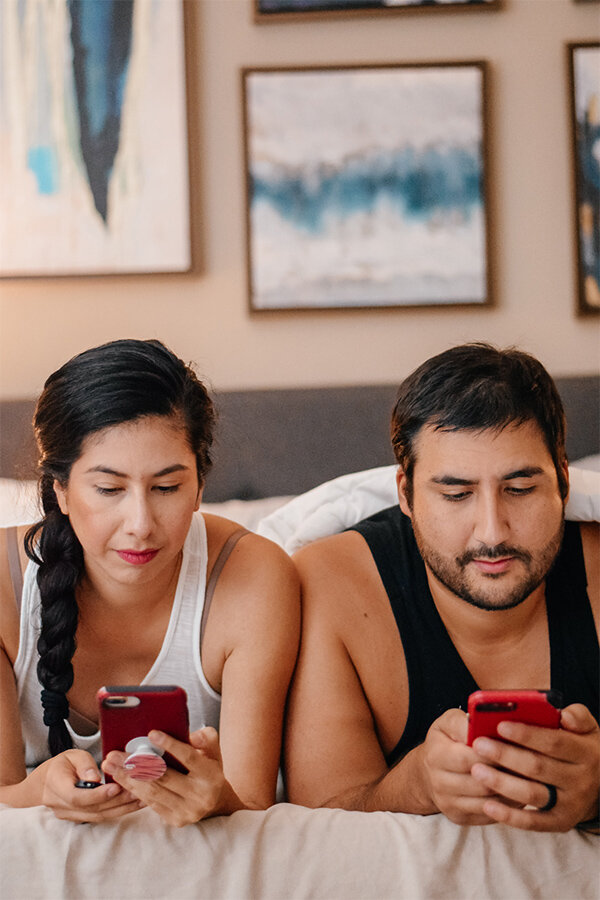 Vanessa in Dallas- Married Millennials: How we Make it Work with Today's Distractions