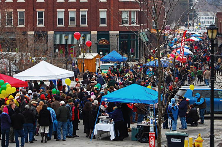 Annual Vermont Chili Festival