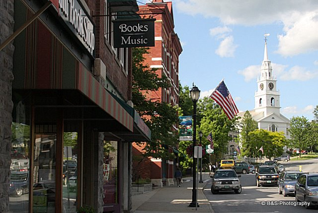 The Battell Block Residences are located in the heart of Middlebury