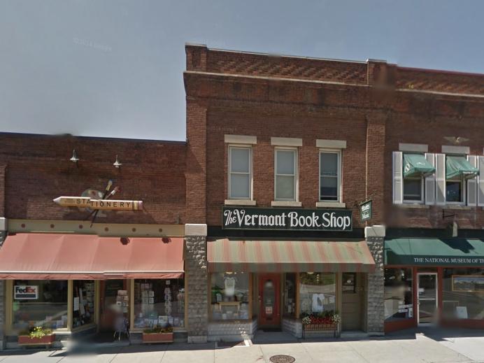 Vermont Bookstore