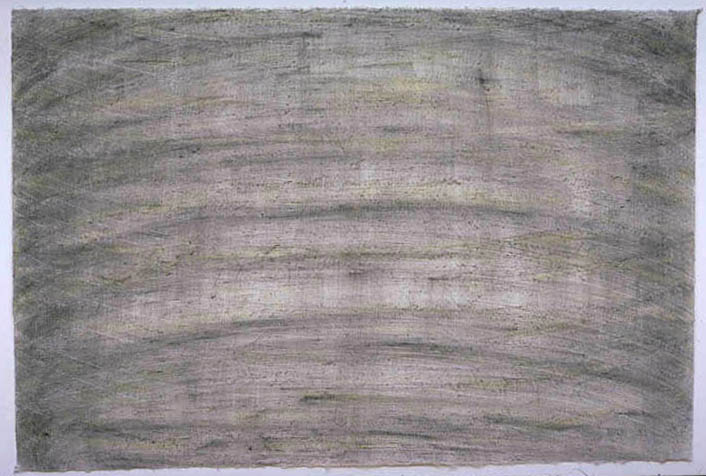 Frottage / Drawing 1   2000