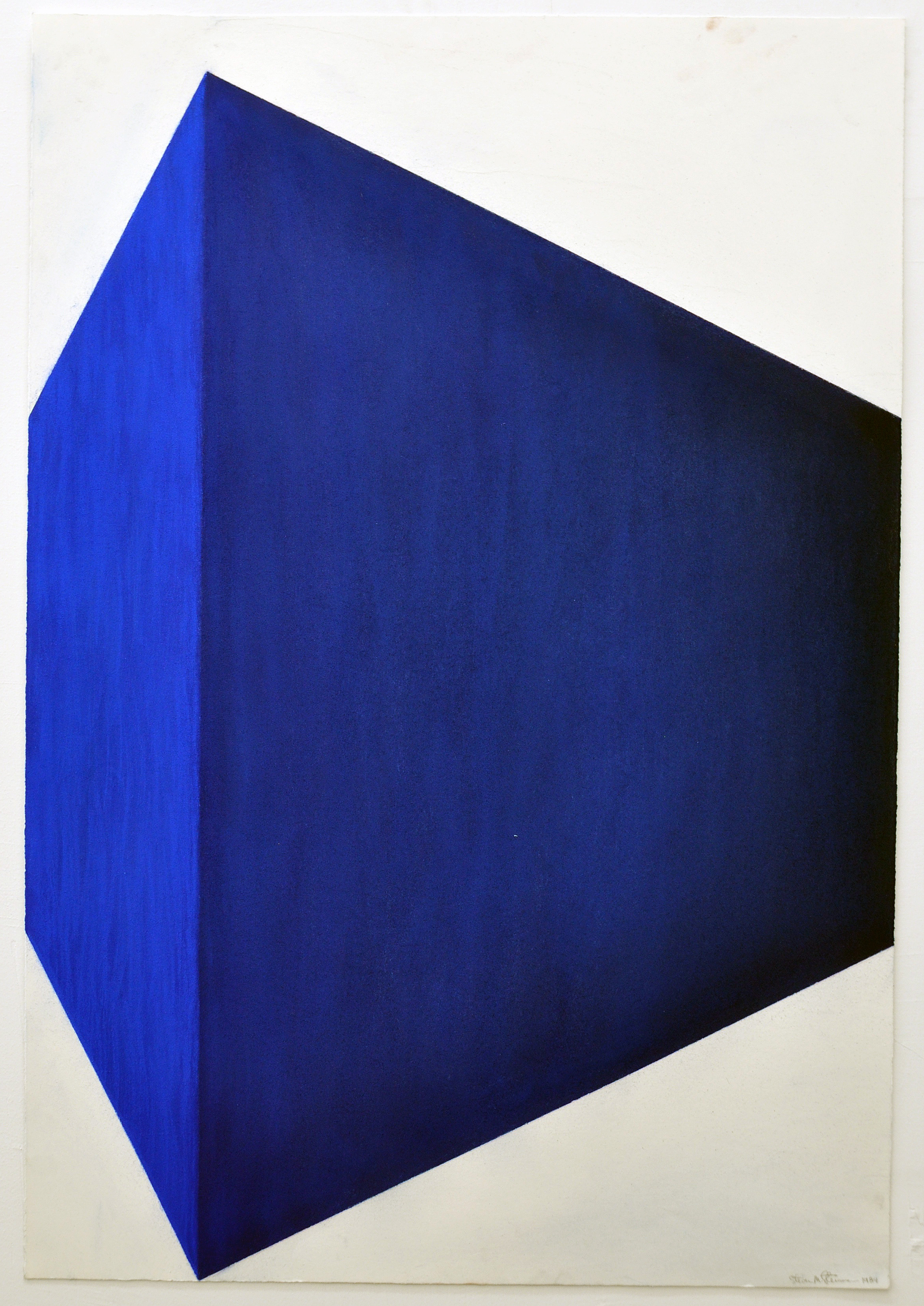 Blue Shadows 1989