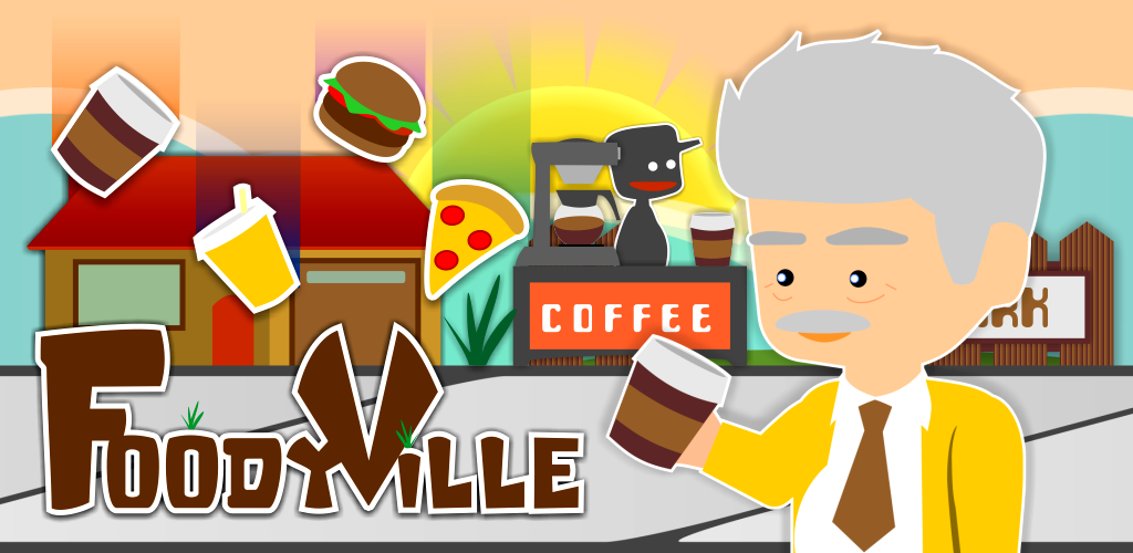 🍔 FOODYVILLE 🍔 - FoodyVille needs your help. Some new shops are struggling to get business. You will be visiting FoodyVille as a popular restaurateur. Your mission is to fulfill quests by simply drag and drop to match the food items. Meet foodies and join the fun today! [Read More]