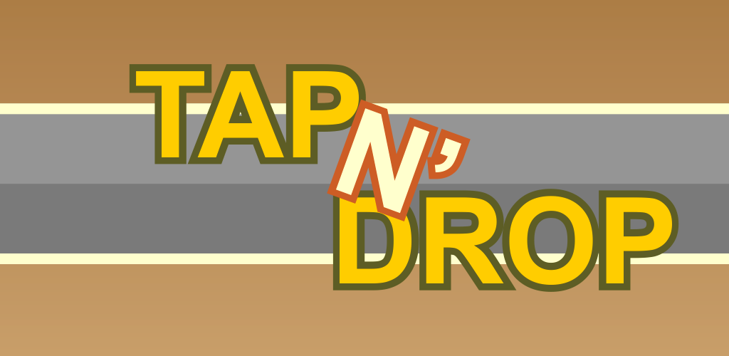 👆 TAP N' DROP 👆 - This game is simple and easy to learn but difficult to master. There is nothing fancy about this game😊. Expect simplicity yet challenging.[Read More]