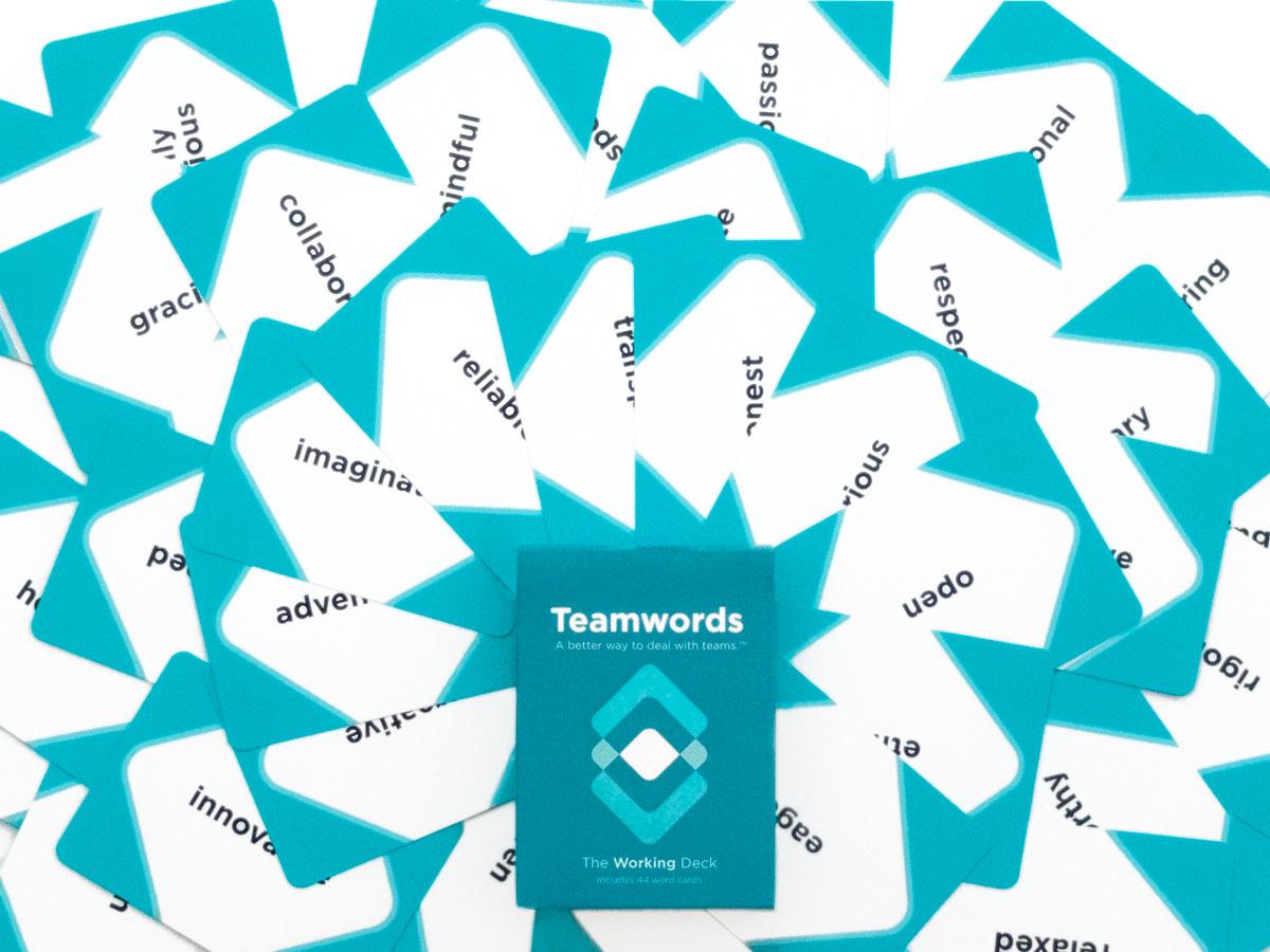 Teamwords - The Working Deck