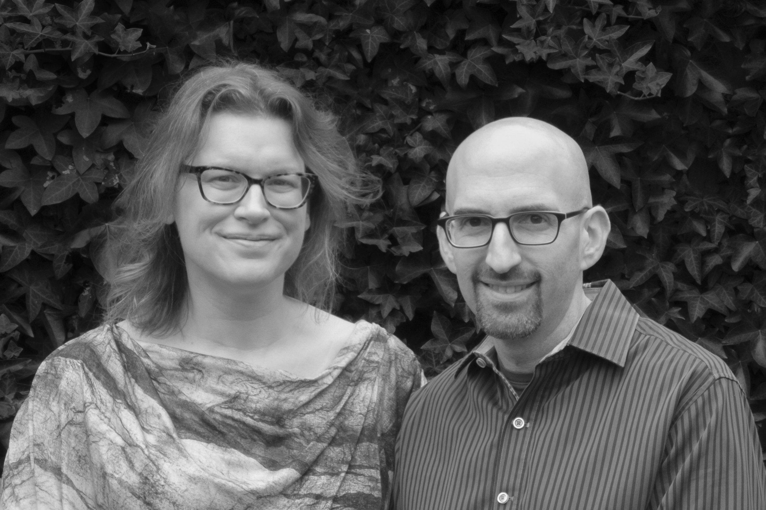 David and Mary Sherwin - Author Photo