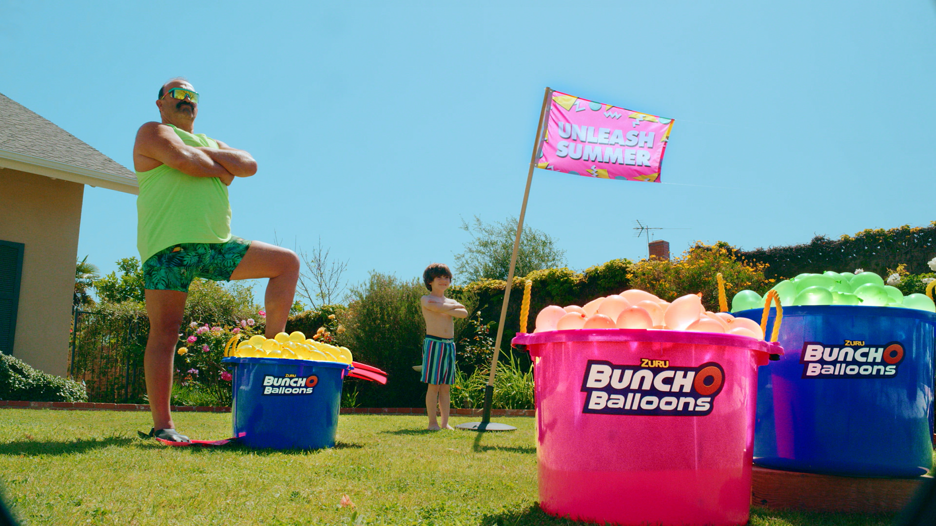Unleash Summer - Commercial // Bunch O' Balloons