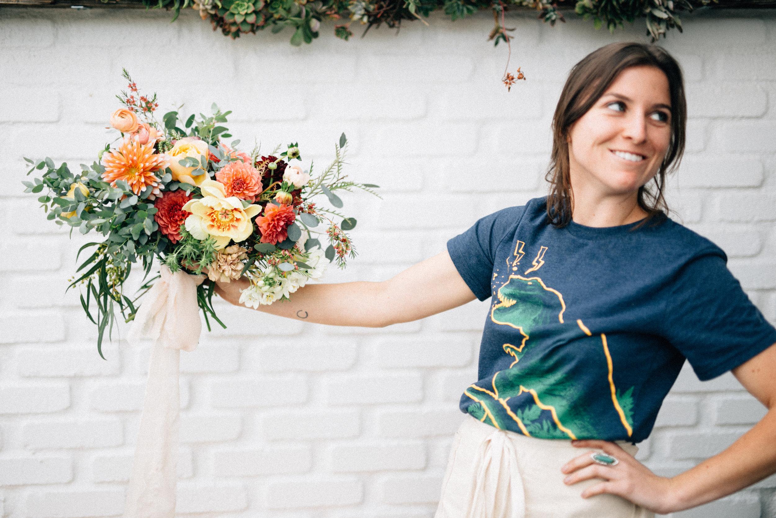 Native Poppy on Team Flower Podcast