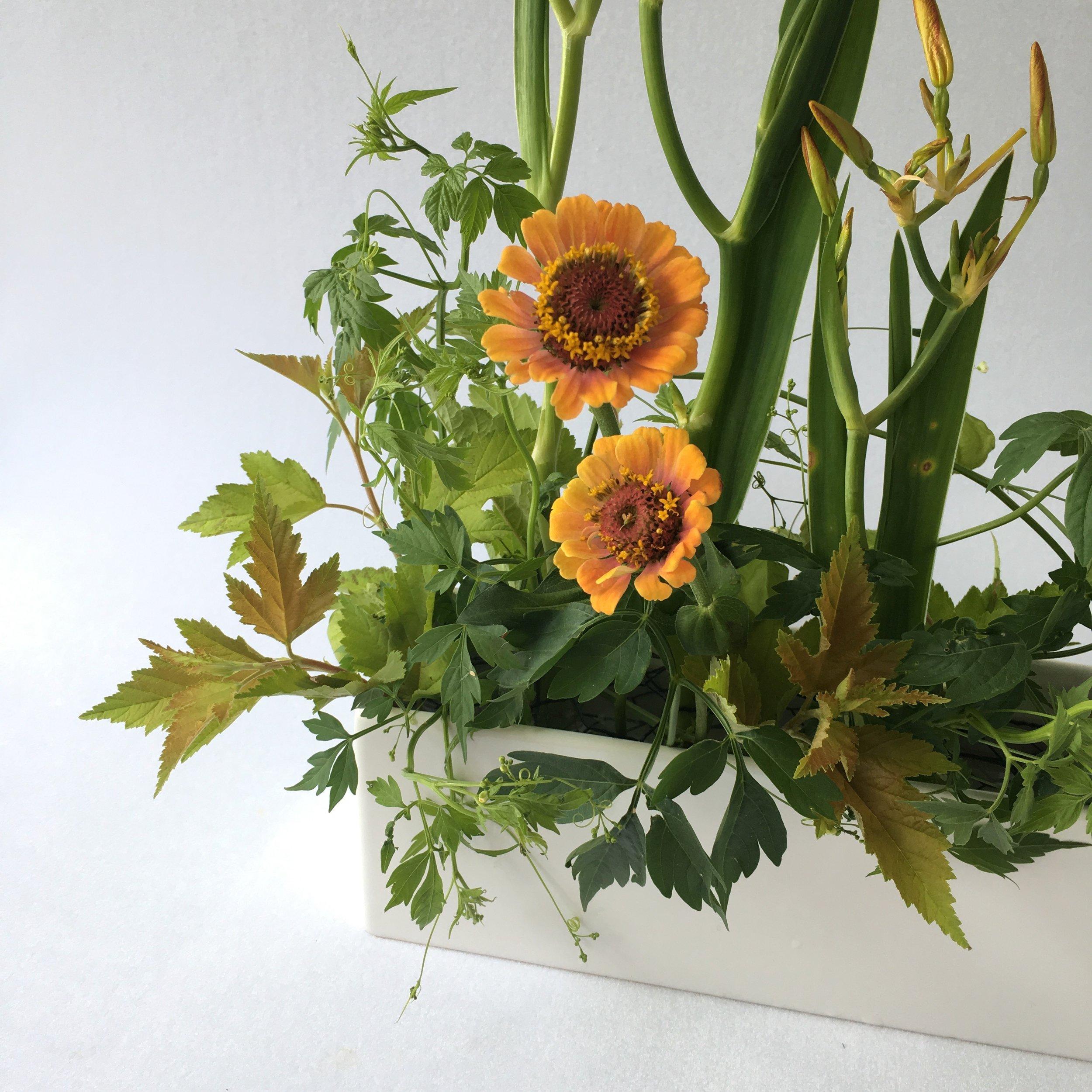 Negative Space In Floral Design