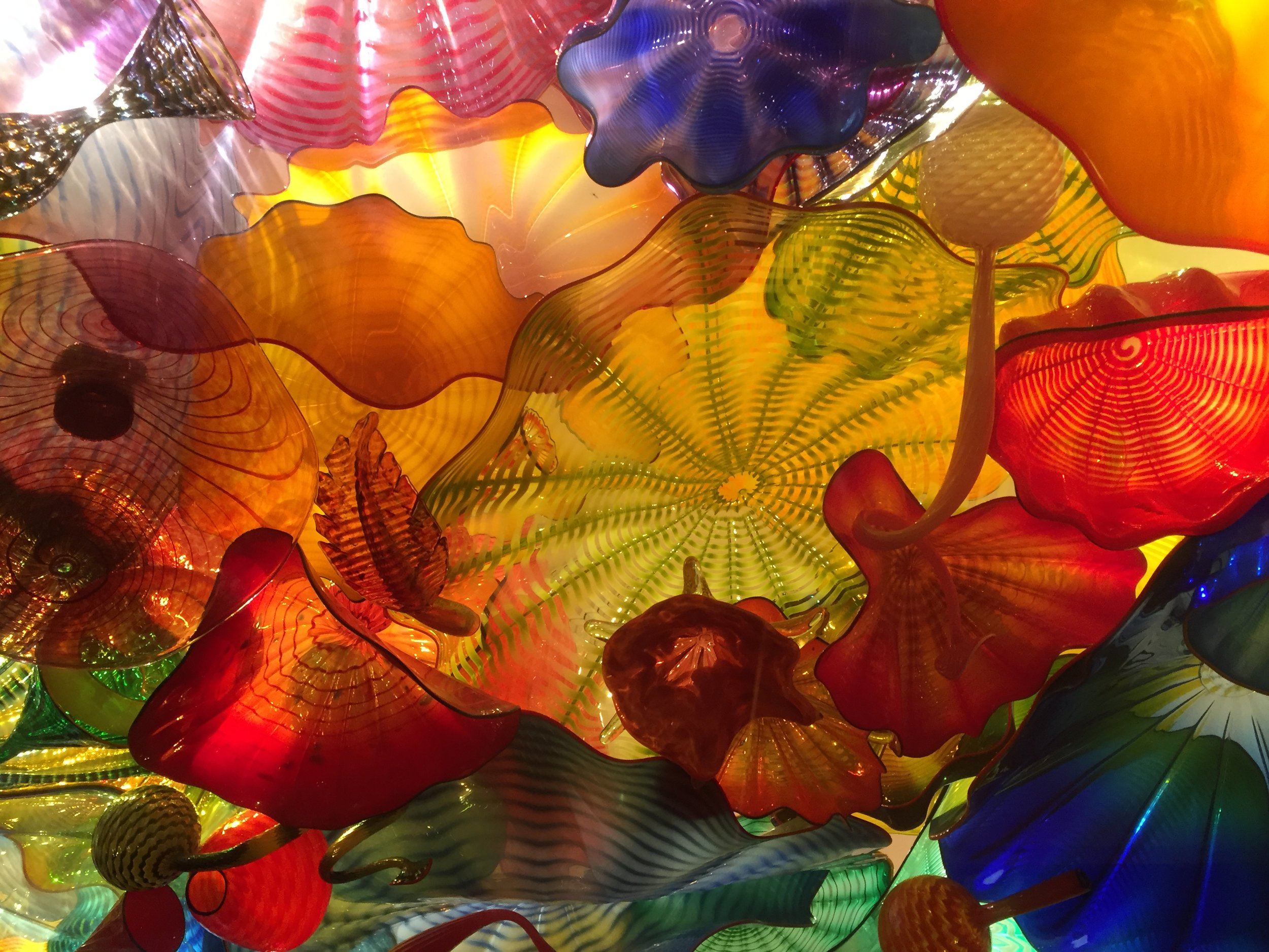 Picture: Chihuly Museum of Glass 2016