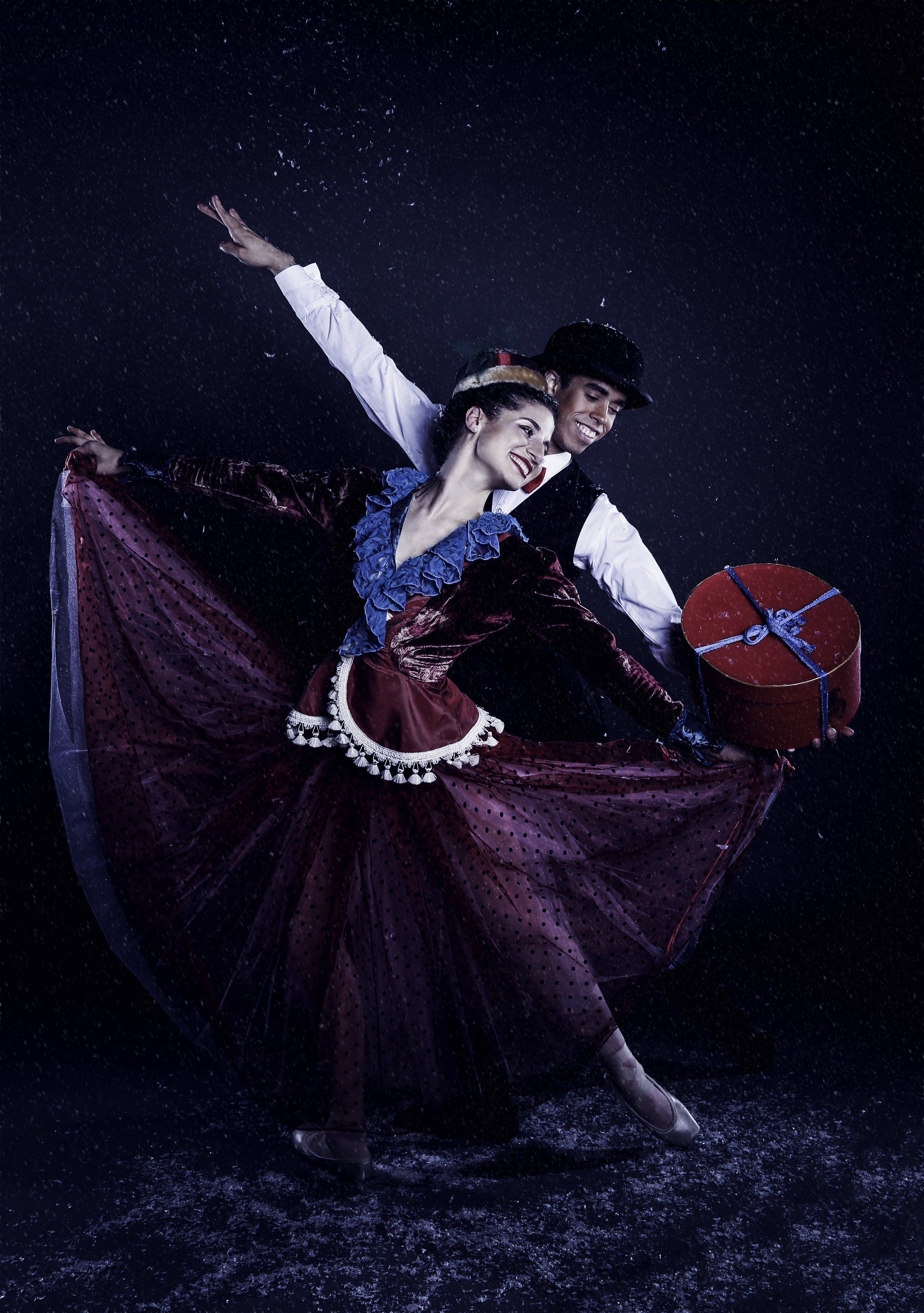 All-Original Choreography - All-original ballet from Ballet Fantastique Resident Choreographer-Producers Donna Marisa + Hannah Bontrager (original premiere 2014)