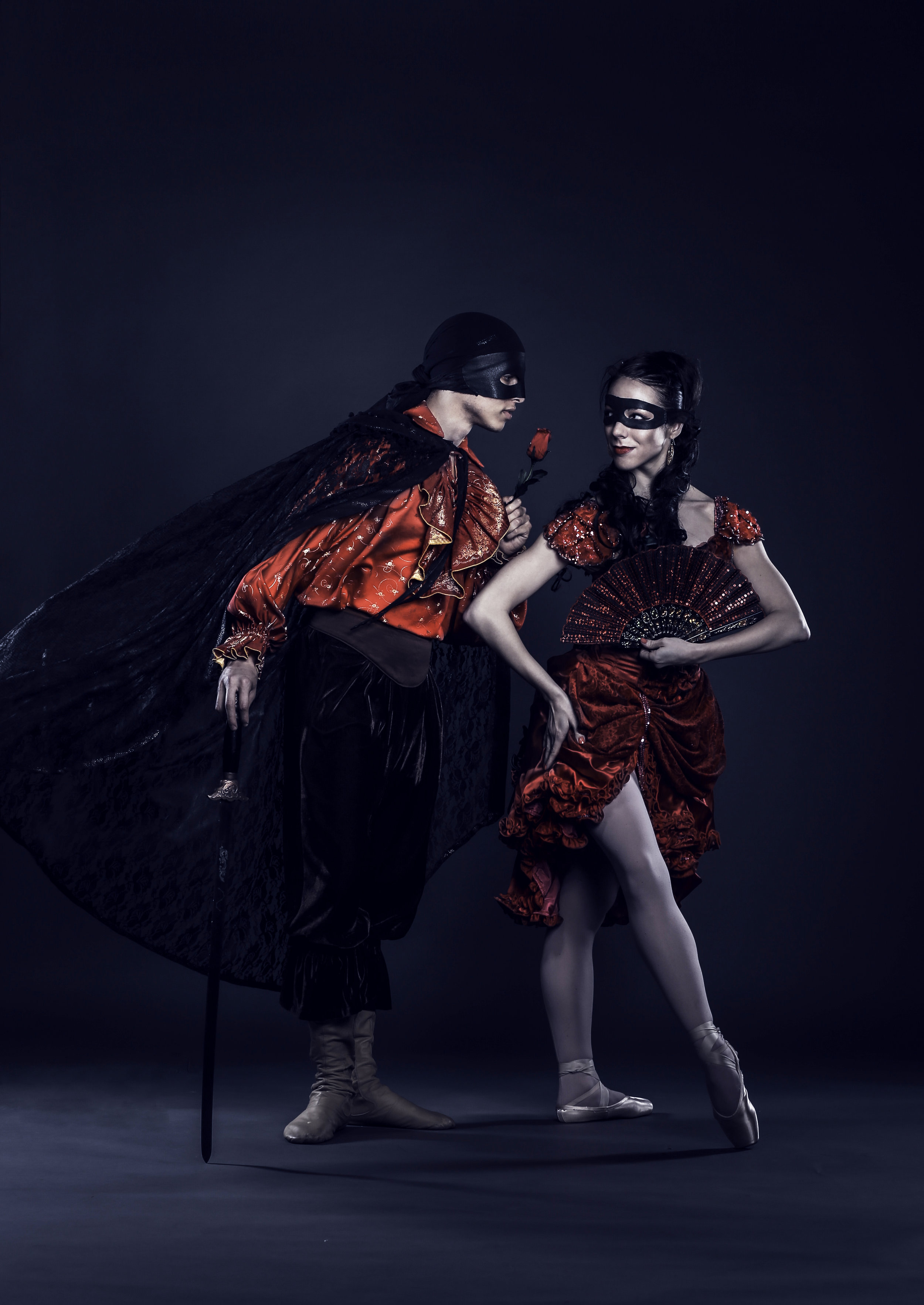 All-Original Choreography - Ballet Fantastique Resident Choreographer-Producers Donna Marisa + Hannah Bontrager (original premiere 2013)