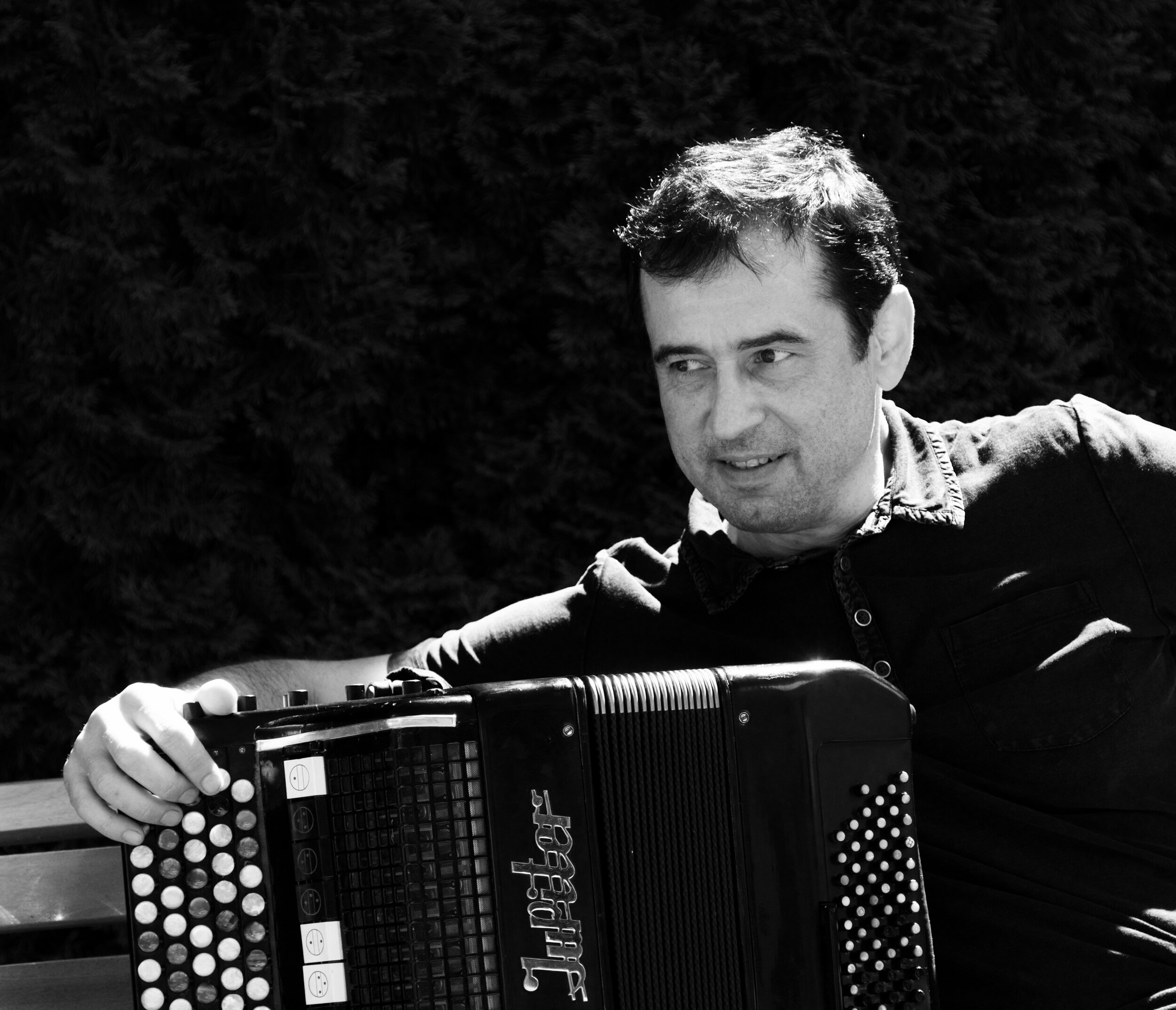 INTERNATIONAL AWARD-WINNING ACCORDIONIST SERGEI TELESHEV JOINS BALLET FANTASTIQUE'S MUSICAL ENSEMBLE AS MUSICIAN AND GUEST COMPOSER FOR BALLET FANTASTIQUE'S WORLD PREMIERE OF   NEVERMORE: STORIES OF EDGAR ALLAN POE   (PERFORMANCES OCT. 25-27, 2019 AT THE HULT CENTER FOR THE PERFORMING ARTS).