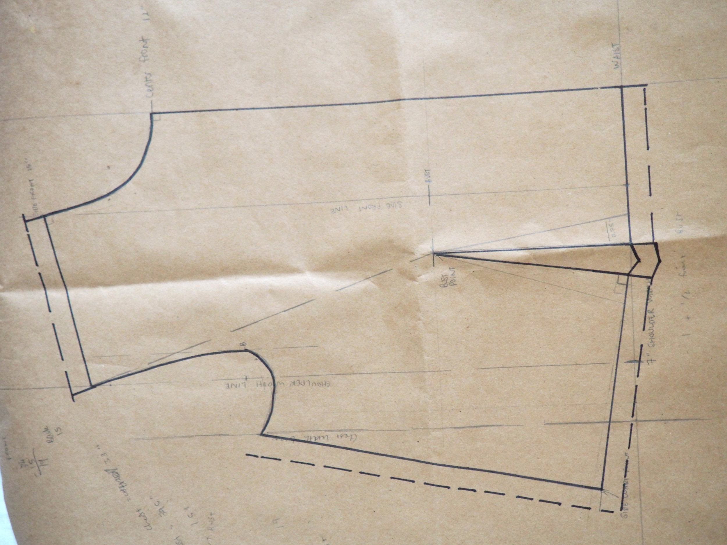 Sewing - The ultimate problem solving and precision exercise.