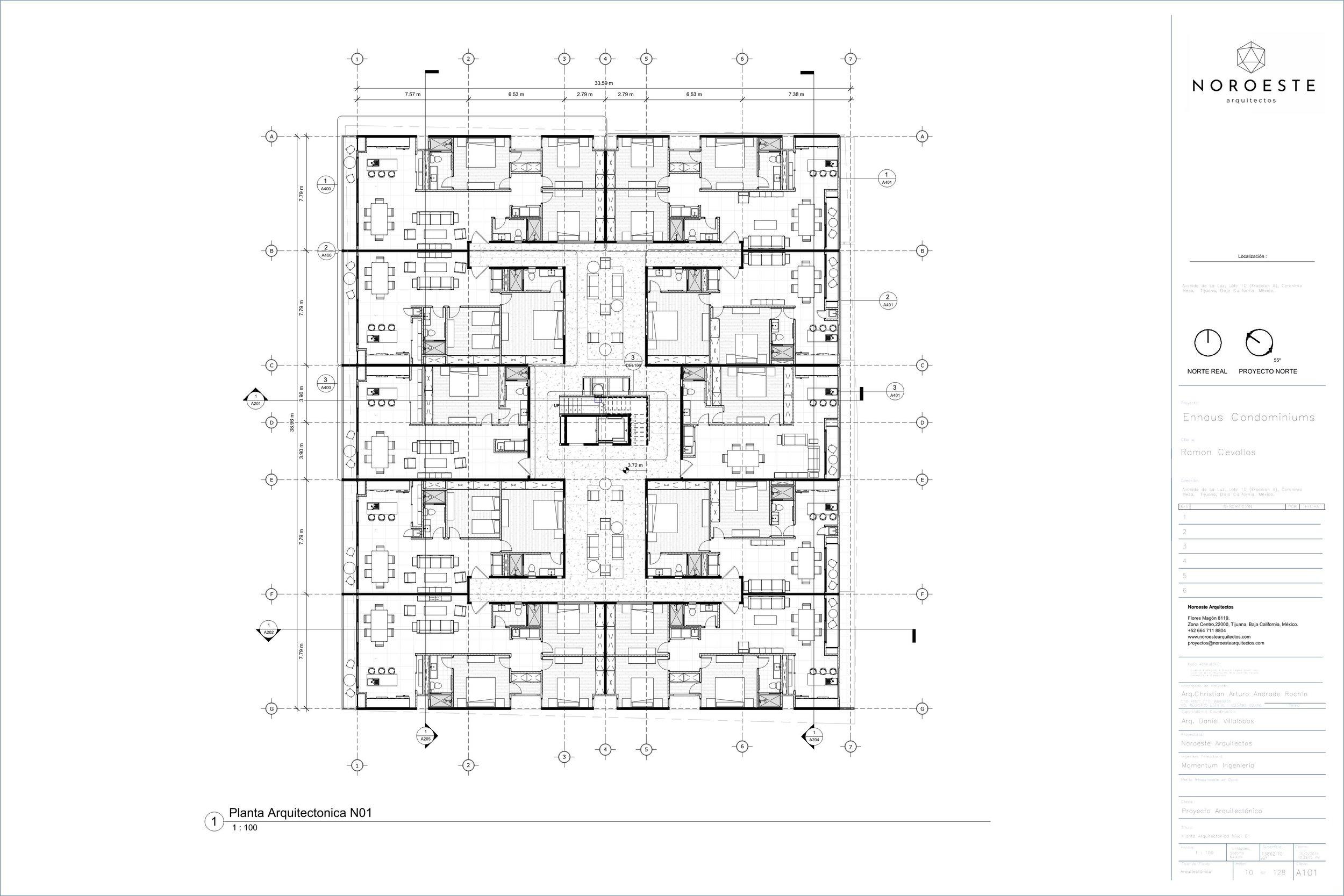 10 - A101 - Planta Arquitectónica Nivel 01.jpg