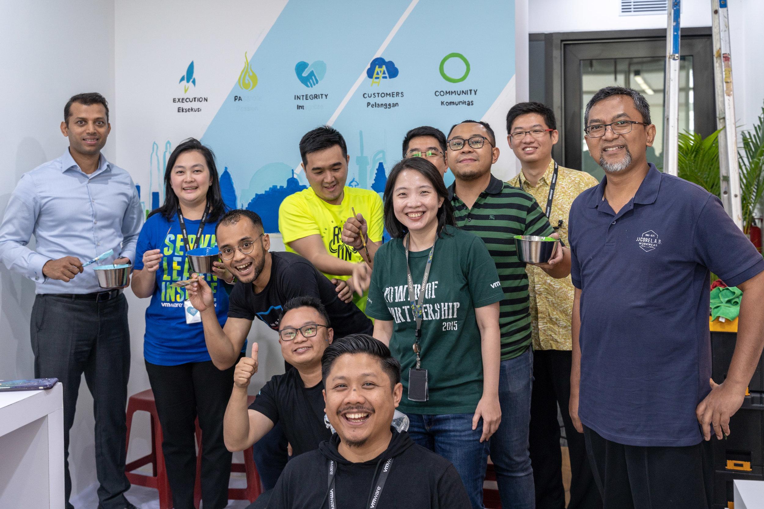 VMware  Jakarta, Indonesia