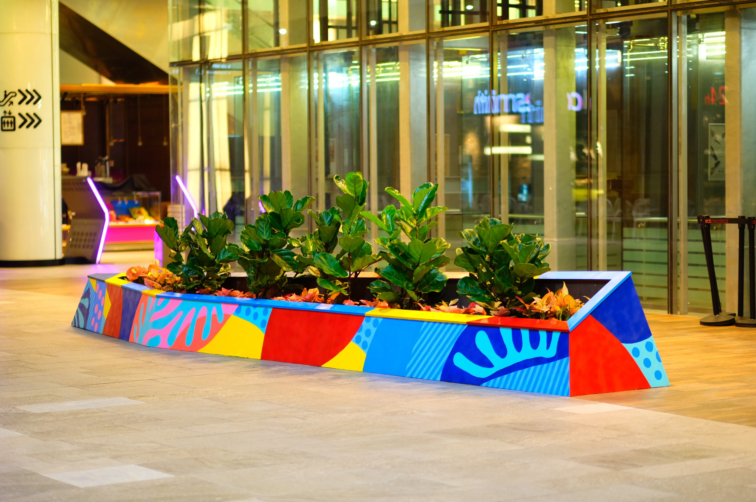 Planter  @ Orchard Central