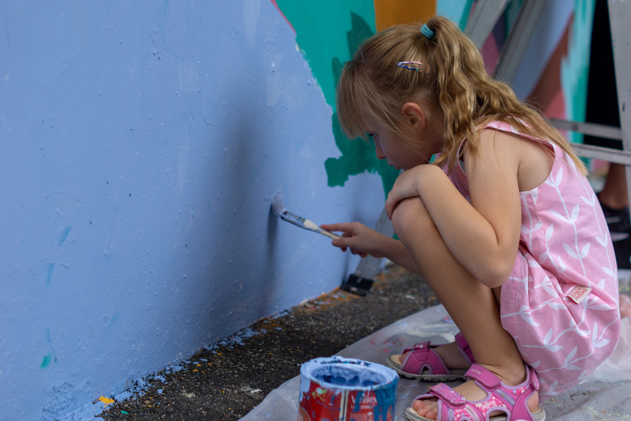 Mural Painting -