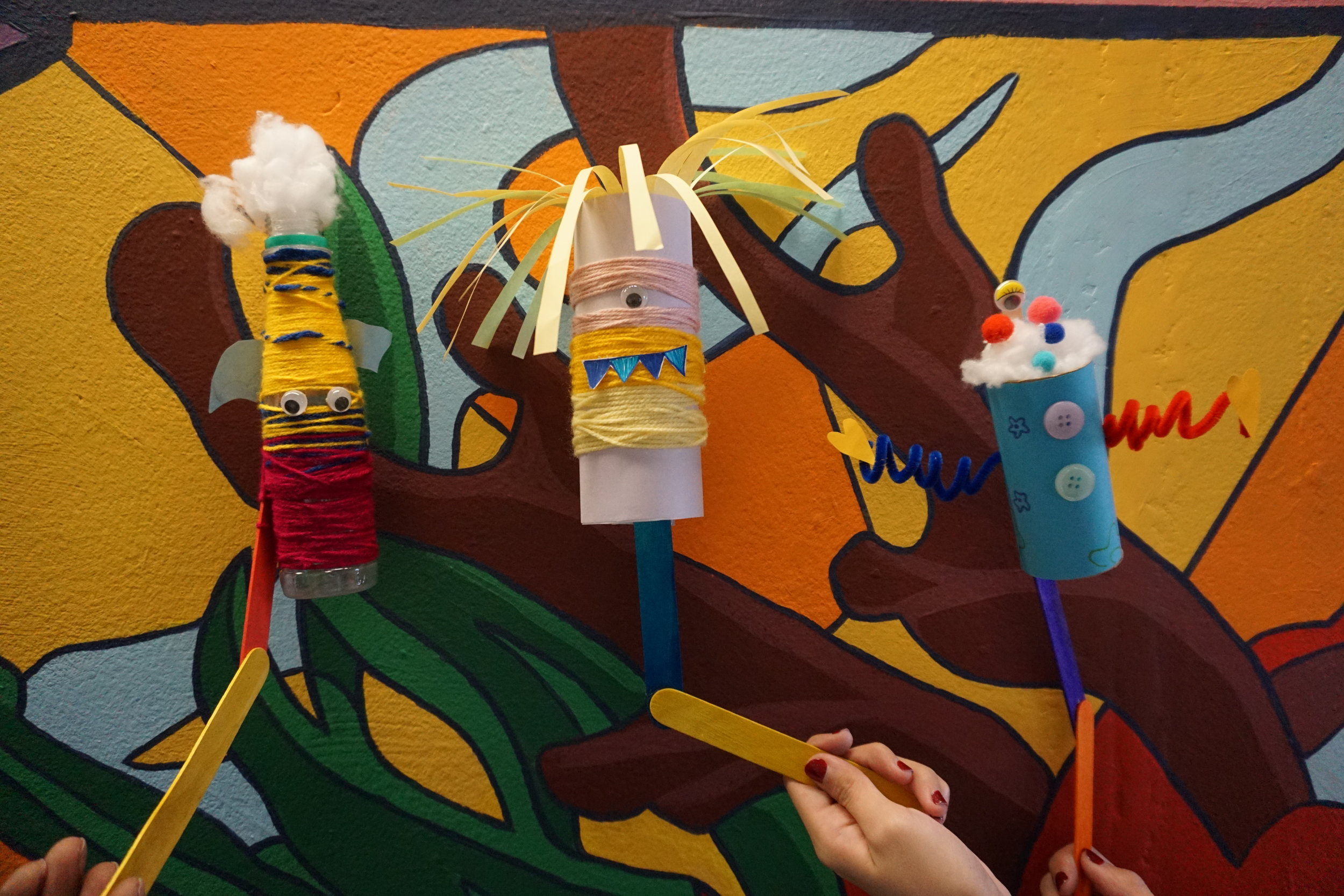 Puppetry Workshop -