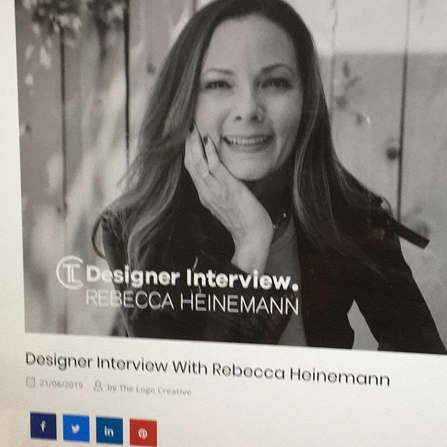 TheLogoCreative.co.uk/designer-interview-Rebecca-Heinemann