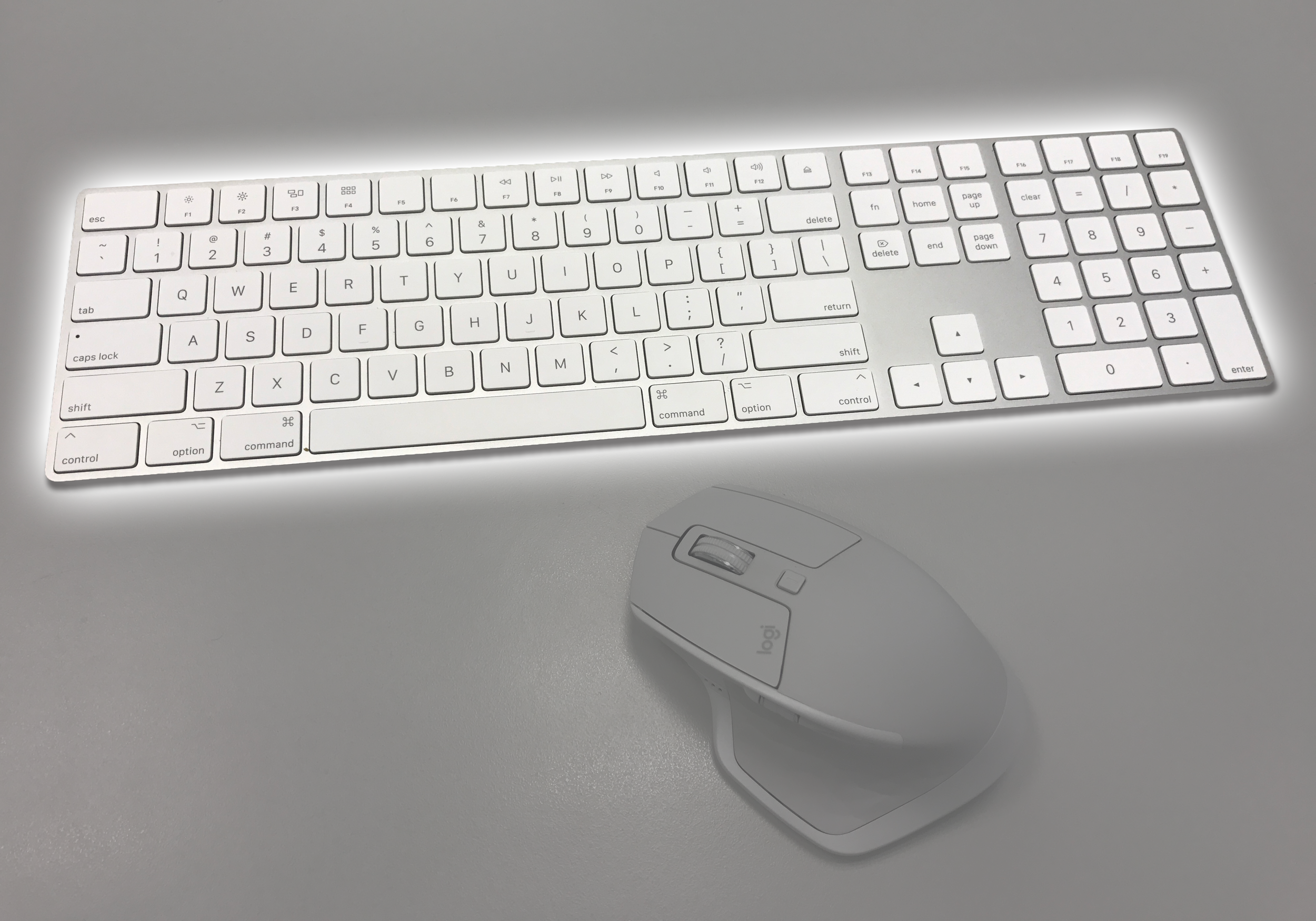Your keyboard can be a real timesaver!