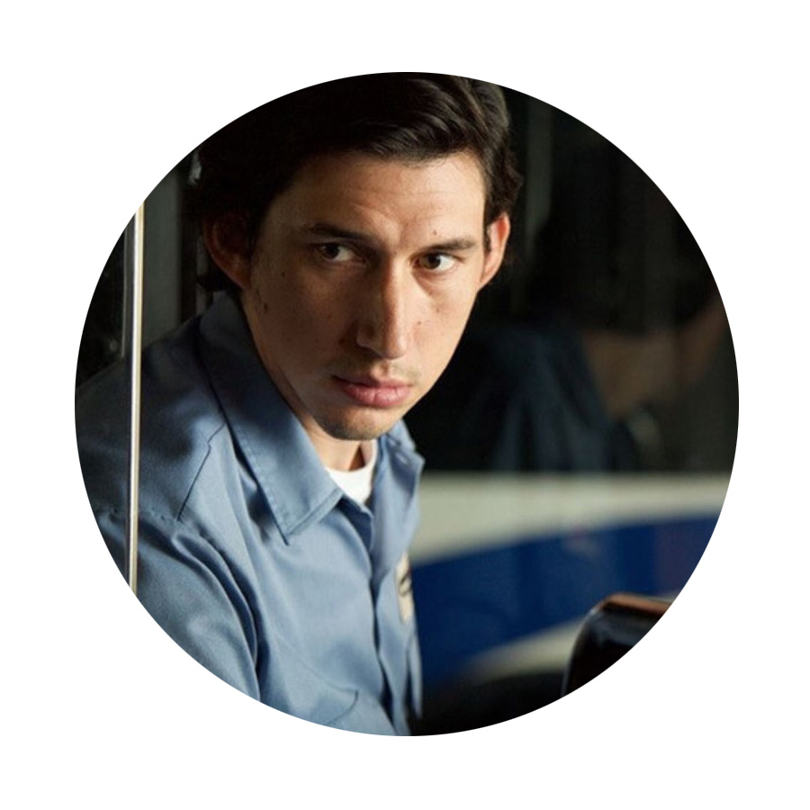 """Onward, to the intersection of the sublime and the ordinary.   Film 43 belongs to PATERSON (D/S Jim Jarmusch)  . """"Maybe just because I'm old school and I love seeing films in the theater. I just like cinemas; I grew up in them. I love the experience of seeing films with other strangers in a dark room."""" —Jim Jarmusch  (Postscript: The   re-use of baking trays   and the implausibly rodent-like   teeth of a bulldog  , when all I wanted was  more  of those   quiet   and   tender moments  .)"""