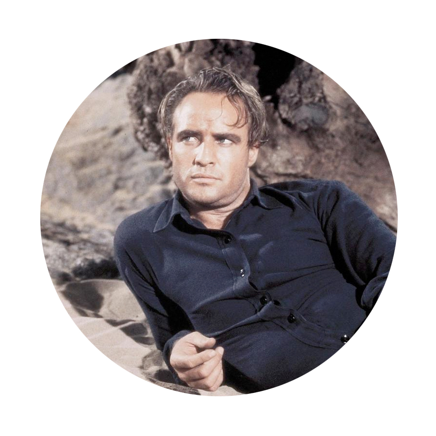 And it all ends with   film57, ONE-EYED JACKS (D Marlon Brando)  . Rewind to 1960, to a rugged Western gloriously restored. Based on  The Authentic Death of Hendry Jones  by Charles Neider, call me Rio.