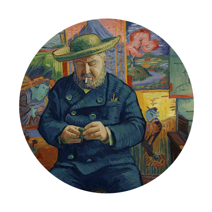 """""""I don't know anything with certainty, but seeing the stars makes me dream."""" 65,000 frames. 1,000 canvases. Colour me curious, and twinkle my heavens, film 52,   LOVING VINCENT   (D Dorota Kobiela, Hugh Welshman).   """"I dream my painting and I paint my dream""""   (Vincent van Gogh) seems a very good place to begin the last day of the fest.  Postscript:   For charging us in our own work to take a new direction  : FACES, PLACES; 24 FRAMES; REY; BOBBI JENE; LOVING VINCENT; PARIS OPERA."""