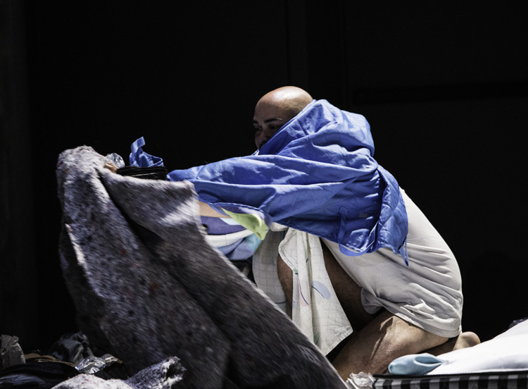 Lara Kramer's  Windigo , photographed by Frederic Chais
