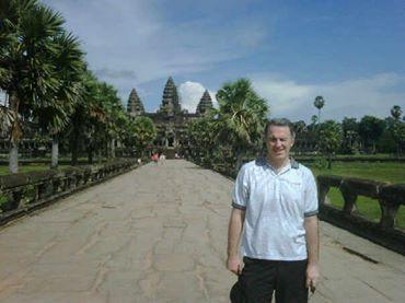 '08 Cambodia, Angkor Wat