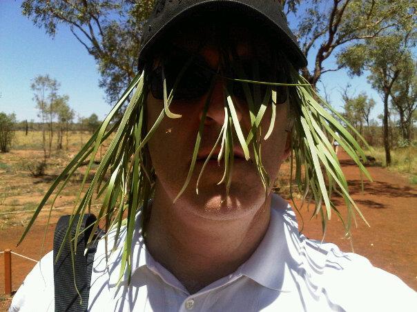 '11 Uluru Fly Protection, Australia