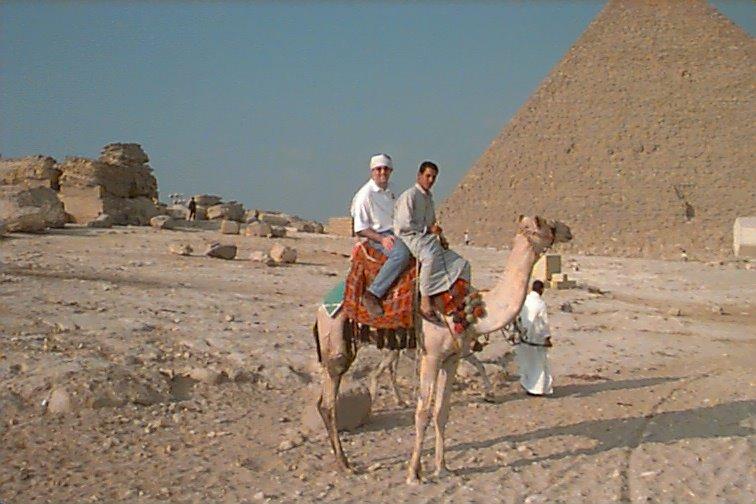 '98 Pyramids, Cairo