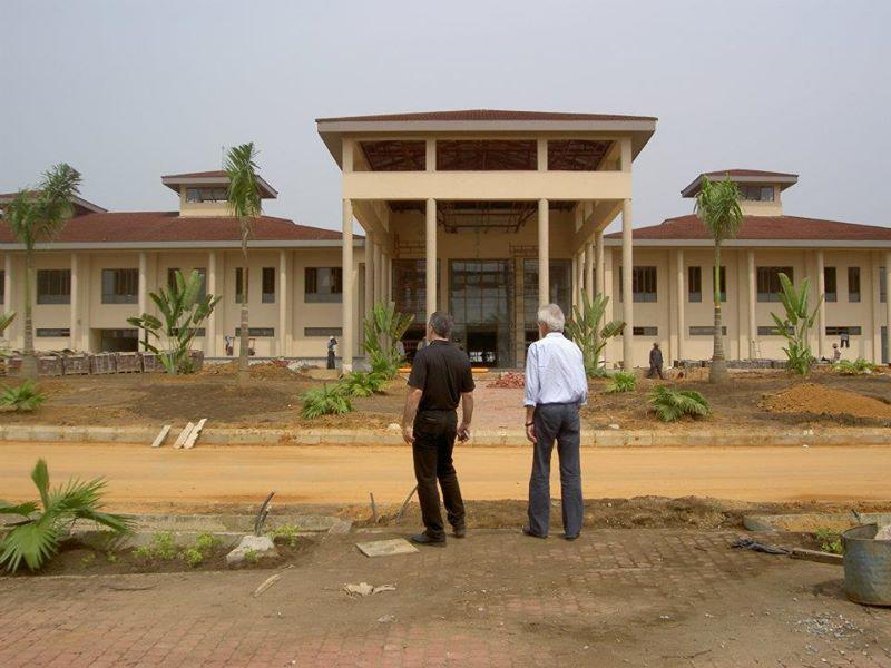 '06 The Gambia, Le Meridien
