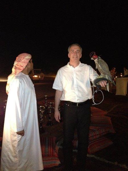 '12 Dubai, Desert Party