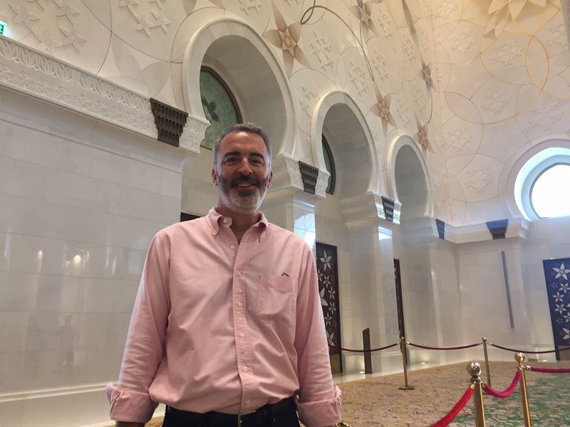'16 Abu Dhabi, Sheikh Zayed Mosque