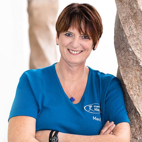 Monika, Physiotherapeutin