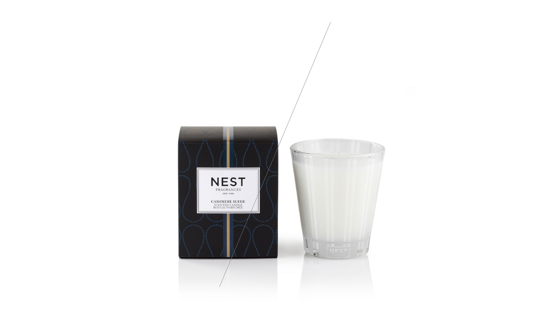 NEST Cashmere Suede Classic Candle -