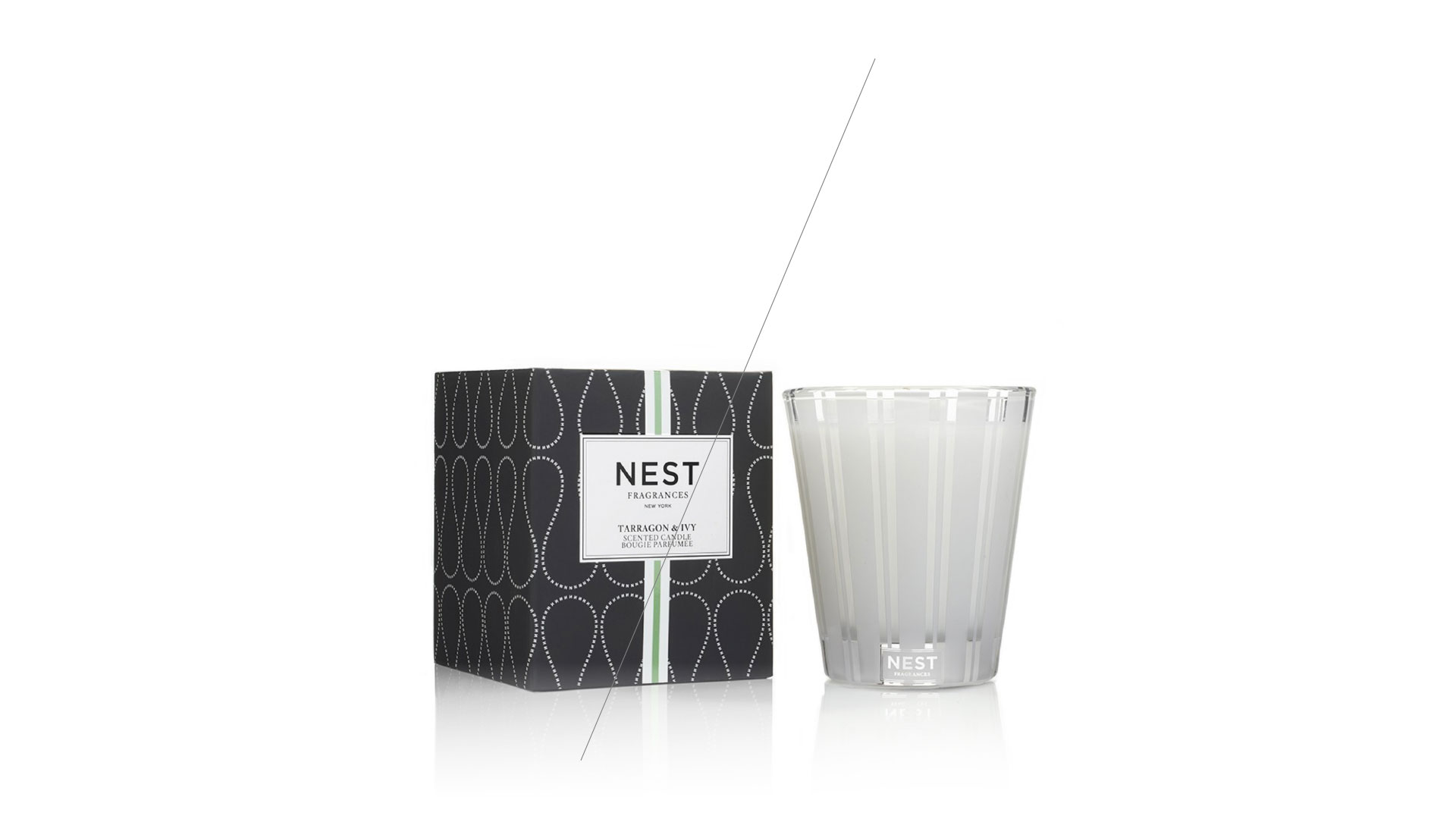 NEST Tarragon & Ivy Classic Candle -