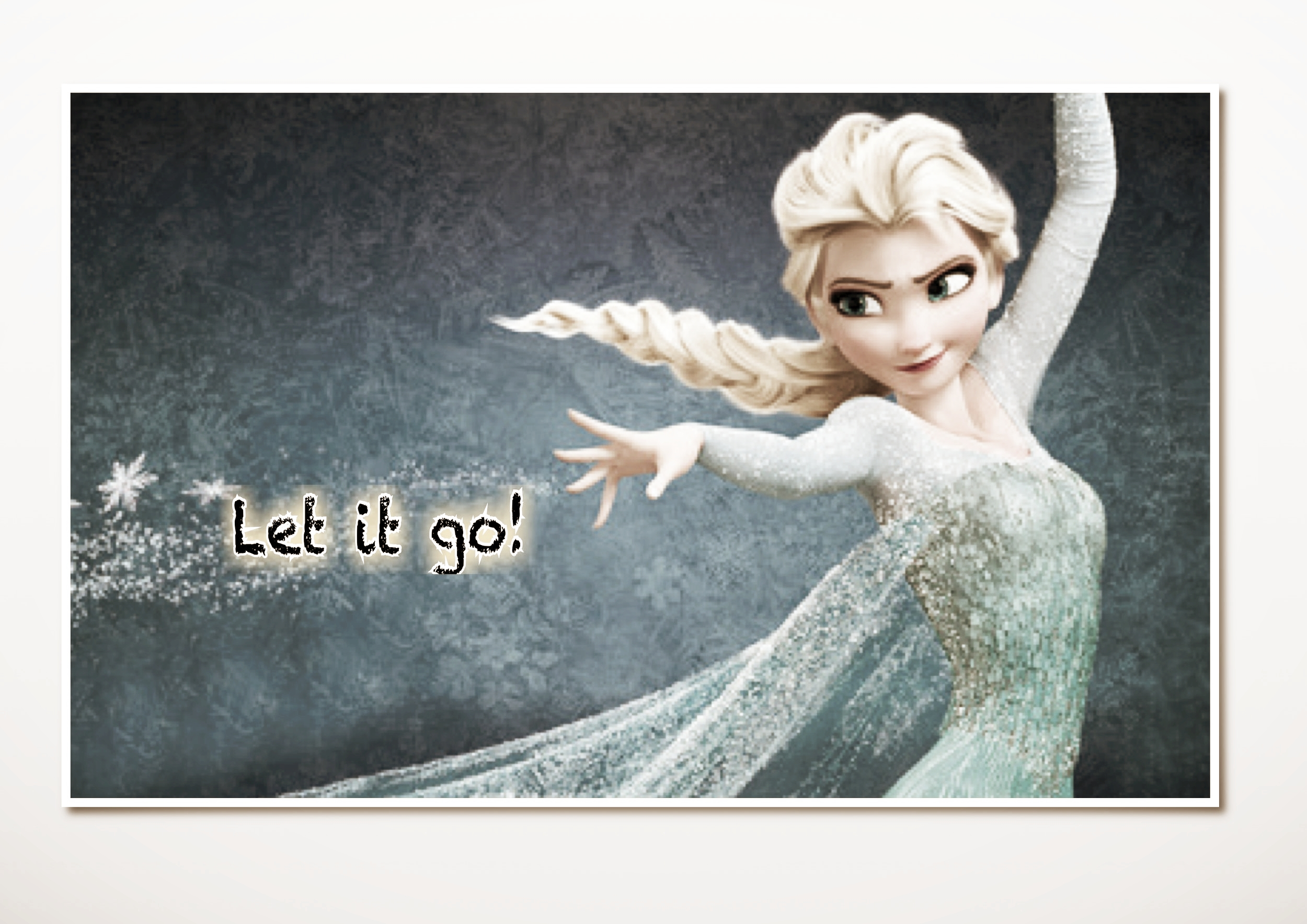 the past is in the past ... let it go !!!  *image from random websearch