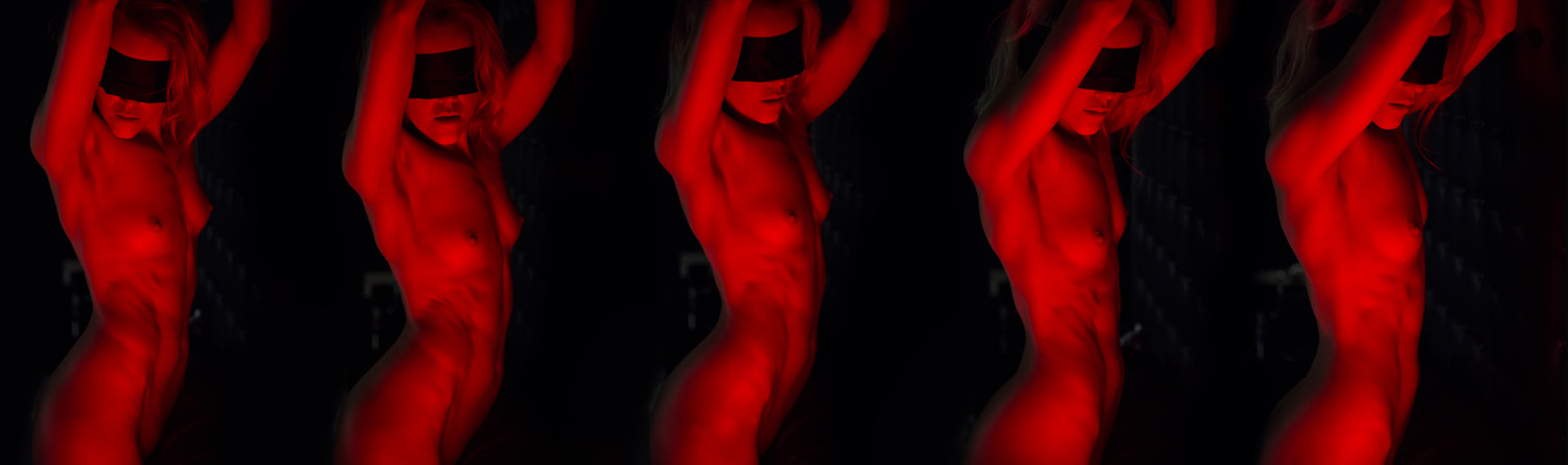 The Red Collection by TOM FRAUD