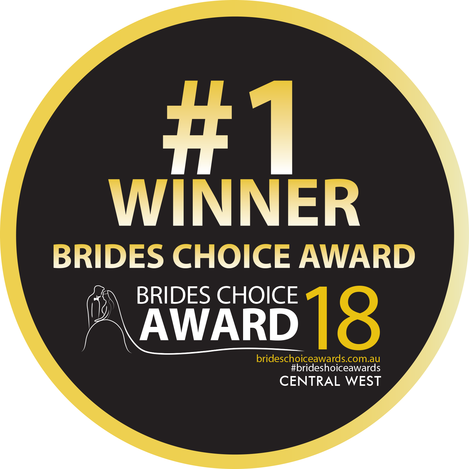 Best Bridal Makeup Artist in the Central West voted by my beautiful brides!
