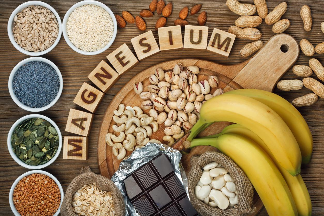 Lighter, Brighter You Blog: Magnesium