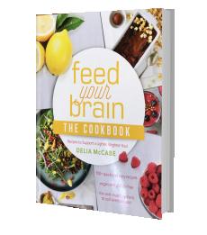 Feed Your Brain Cookbook - Delia McCabe