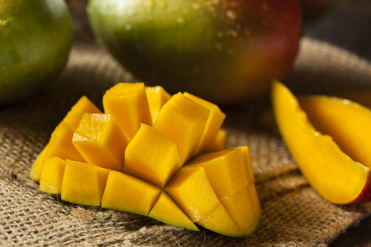 Lighter, Brighter You Recipe - Mango Mustard Salad Dressing