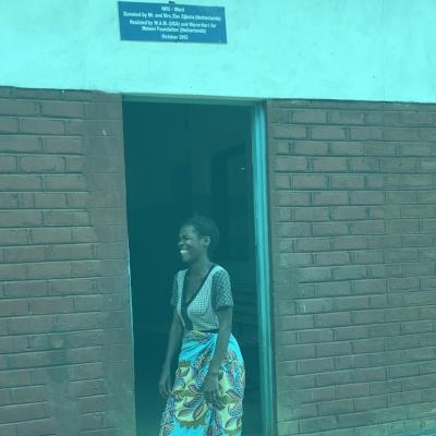 2012-WAM partners with Warm Heart For Malawi to establish a nutritional rehabilitation unit at Kabudula Community Hospital. -